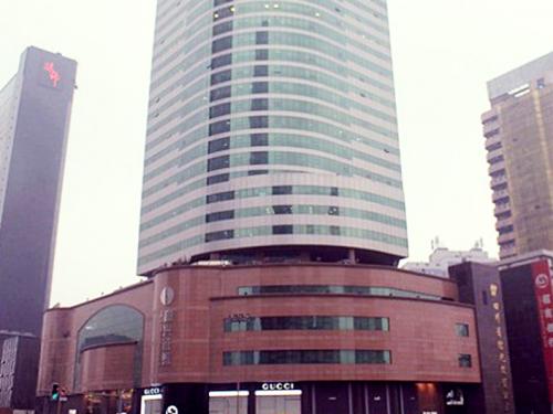 成都川信大厦
